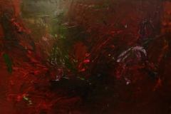 Blumen Toskana / Öl/Leinwand / 150x100