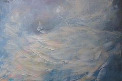 Meermotiv / Öl/Leinwand / 70x50