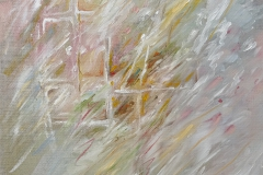 Das Fenster / Öl/Leinwand / 29x40