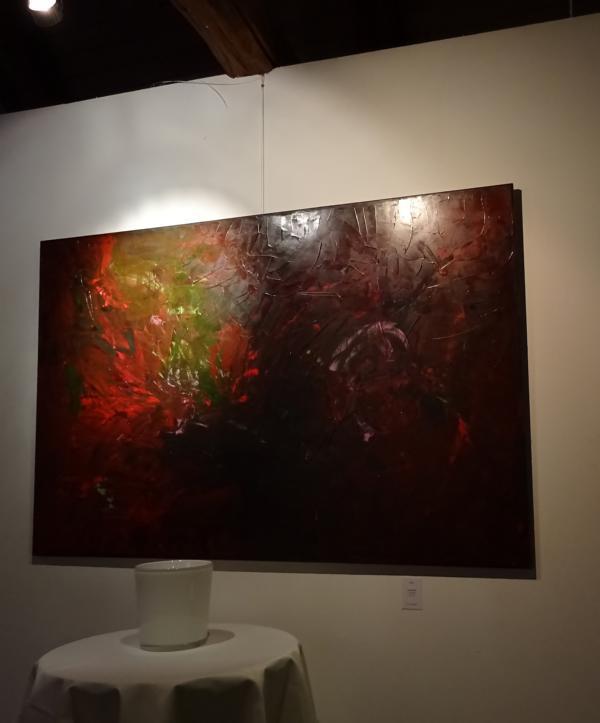 { Argó } Einzelausstellung / Gallo Nero / 2017